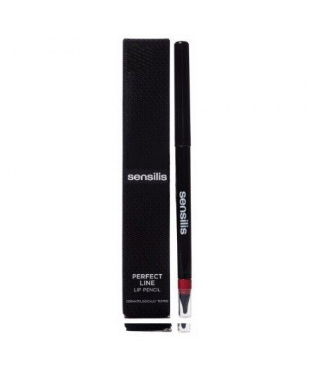 SENSILIS PERFECT LINE LIP PENCIL 1 LAPIZ 0,35 G COLOR 04 RED