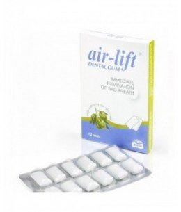 AIRLIFT BUEN ALIENTO CHICLE DENTAL 10 UNIDADES