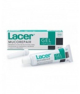 LACER MUCOREPAIR GEL TOPICO 1 ENVASE 30 ML
