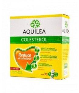 AQUILEA COLESTEROL 20 STICKS LIQUIDOS SABOR FRUTOS ROJOS