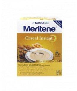 MERITENE CEREAL 8 CEREALES CON MIEL 2 BOLSAS 300 G