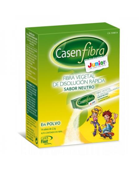 CASENFIBRA JUNIOR POLVO 14 SOBRES 2.5 G