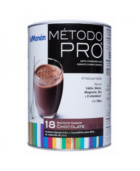BIMANAN BEFIT PROTEINA BATIDO 18 BATIDOS 540 G SABOR CHOCOLATE