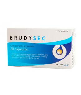BRUDY SEC 1,5 30 CAPSULAS