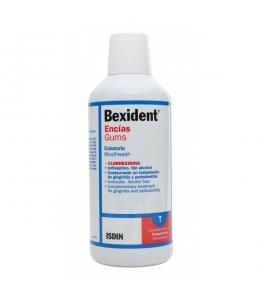 BEXIDENT ENCIAS TRATAMIENTO COADYUVANTE CLORHEXIDINA 0,12% COLUTORIO 500 ML