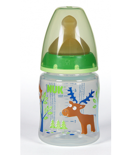 BIBERON 0 BPA PP LATEX NUK FIRST CHOICE 150 CC LECHE T-1 M