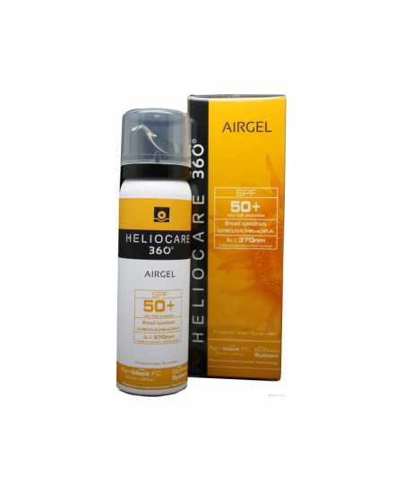 HELIOCARE 360º FLUIDO AIRGEL SPF 50+ PROTECTOR SOLAR / SUNSCREEN 60 ML