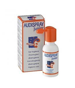 AUDISPRAY JUNIOR SOLUCION LIMPIEZA OIDOS 25 ML